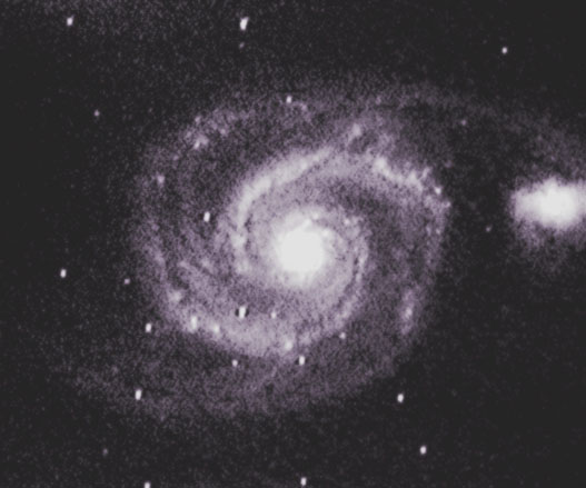 M51 different processing